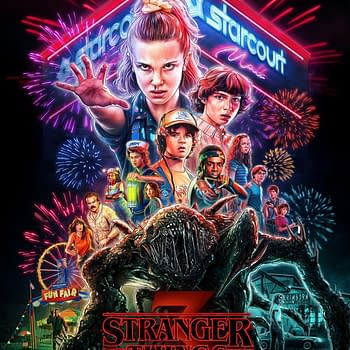 Stranger Things Season 3s Eerie Score Available Now