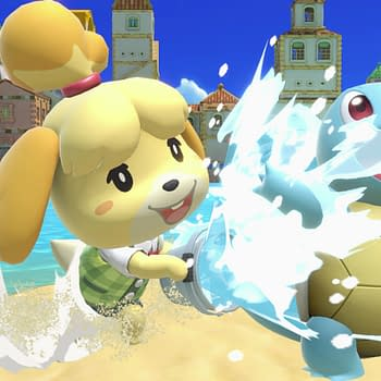 The Biggest Controversy Returning To Smash Bros. &#8230 Hygiene