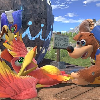 The Smash Bros. Design Of Banjo-Kazooie Came From A Specific Artist