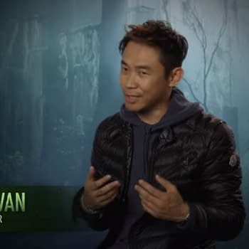 Swamp Thing: Let James Wan and More Take You Behind the Scenes (While You Still Can) [VIDEO]