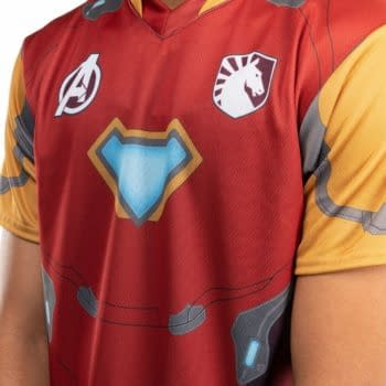 Team Liquid Partners With Marvel Over New Avengers Merch