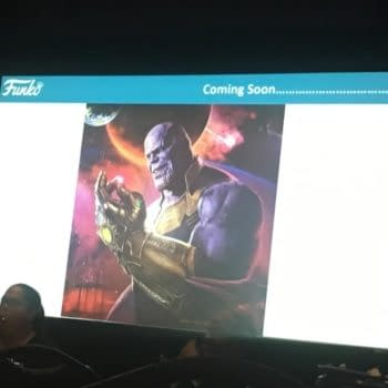 """Funko Previews Exclusive Thanos """"Snap"""" Pop Coming in December?"""