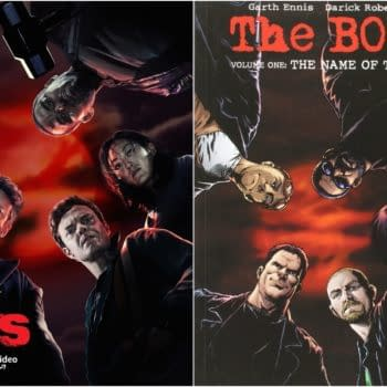 'The Boys': Making the Move from Comic Book to Screen [VIDEO]