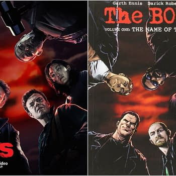 The Boys: Making the Move from Comic Book to Screen [VIDEO]