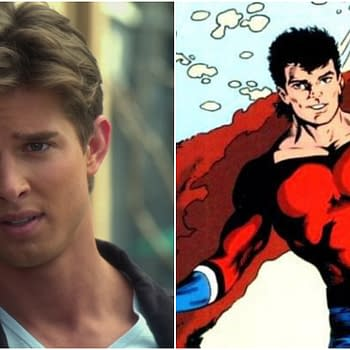 REPORT: Titans Season 2 Adds Pretty Little Liars Drew Van Acker as Aqualad