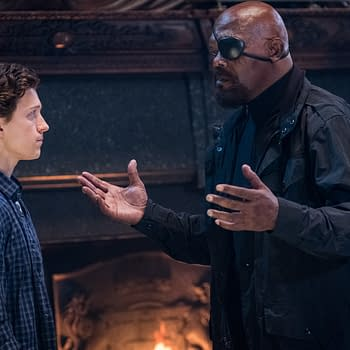 Samuel L. Jackson is Not Impressed With This Spider-Man: Far From Home Marketing Error