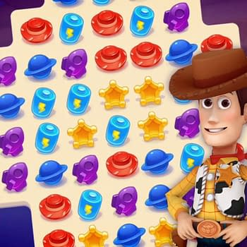 Review: Toy Story Drop For Mobile Devices