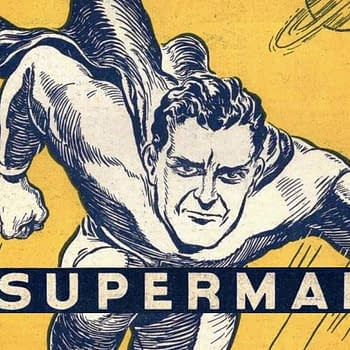 Did a UK Publisher Make Us Believe Superman Could Fly in 1939