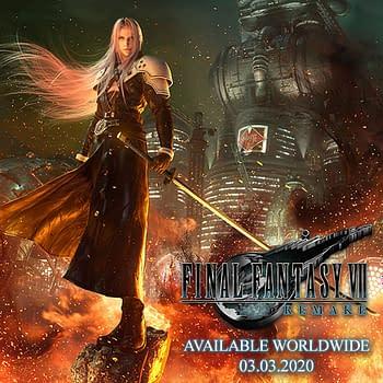 Final Fantasy VII Remake Details Emerge at Square Enixs E3 Showcase