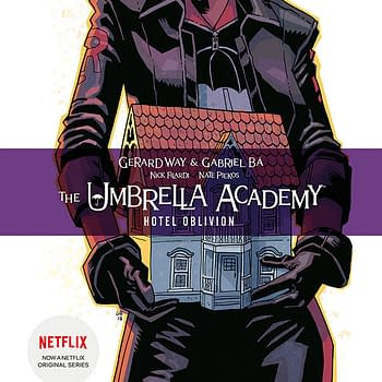 Gerard Ways The Umbrella Academy to Become a Card Game