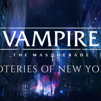 """Vampire: The Masquerade – Coteries Of New York"" Gets A PS4 Release"