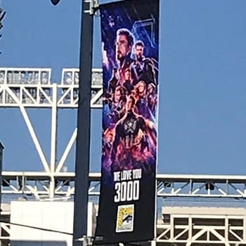 We Love You 3000 &#8211 San Diego Comic-Con 2019 Posters Reference Avengers: Endgame Meme