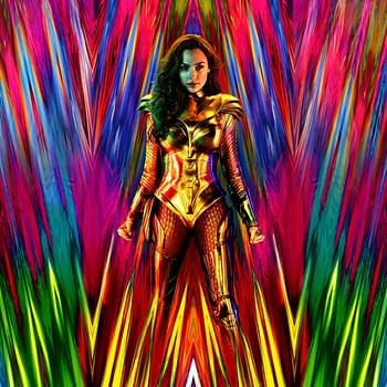 Wonder Woman 1984 Poster Shared by Patty Jenkins