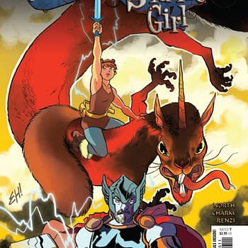 Can a Frost Giant Diet Win the War of the Realms Unbeatable Squirrel Girl #46 Preview