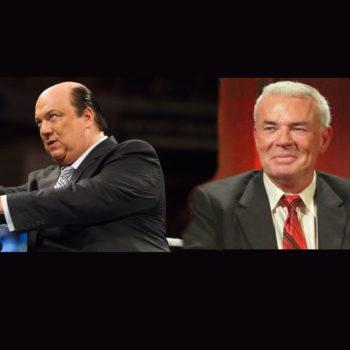 "WWE: Paul Heyman, Eric Bischoff Named ""Executive Directors"" of Raw, SmackDown"