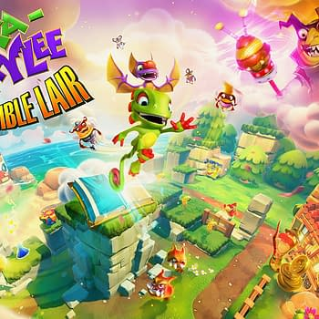 Yooka-Laylee And The Impossible Lair Is Getting A Free Demo
