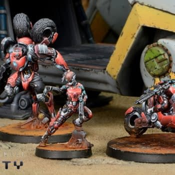 'Infinity' Releases for July: New Speculo Killer and More from Corvus Belli