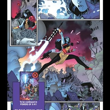 First Appearances Lettered Previews Character Designs and Reveals for House Of X Powers Of X and Dawn Of X