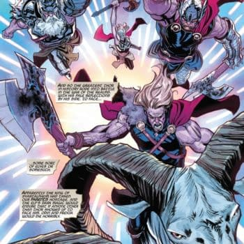 Loki #1 Suggests a Very Different Future For Thir Than We'v Already Seen (Spoilers)