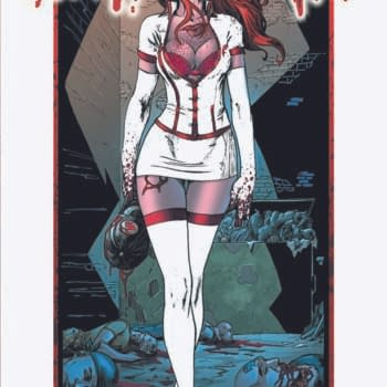 Jolly Jane #4 – Published for San Diego Comic-Con by Big City Comics But Print Run Limited to 300 Copies