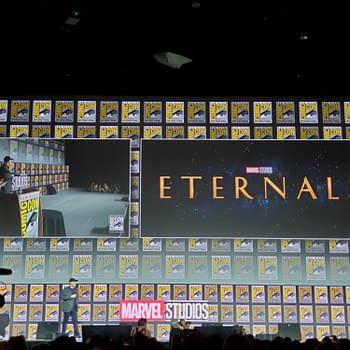 Full Jack Kirby Eternals Official for November 2020 from Marvel Studios