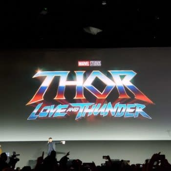 Natalie Portman is Thor in Thor: Love and Thunder, November 2021