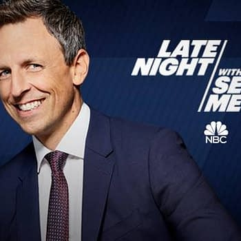 The Daily LITG 25th July 2019 – Brian Bendis Tonight on Seth Meyers