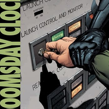 LATE: Doomsday Clock And Shazam Slip Further&#8230