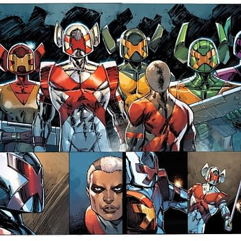 Bring On the Bunny Ears &#8211 Rob Liefeld Launches X-Command in Major X #0