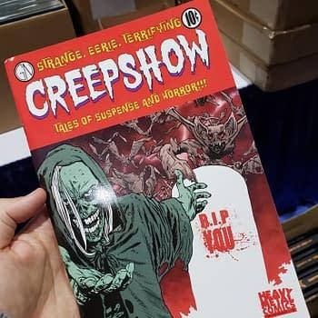 Speculator Corner: Creepshow #0 SDCC Exclusive $150 on eBay $20 on Heavy Metal Website