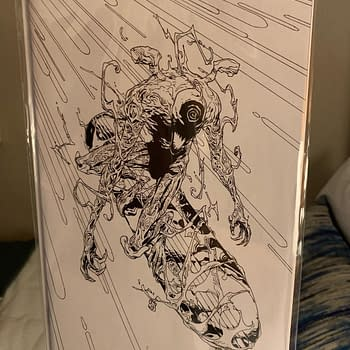 Marvel Comics Rarest &#8211 Silver Surfer: Black #2 True Believers Variant Limited to 25 at San Diego Comic-Con
