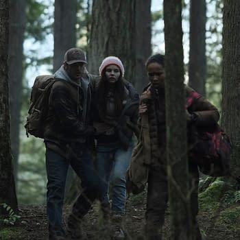 Siren Season 2 Episode 16 New World Order: Ben Maddie &#038 Ryn Seek Safer Ground [EXCLUSIVE PREVIEW]