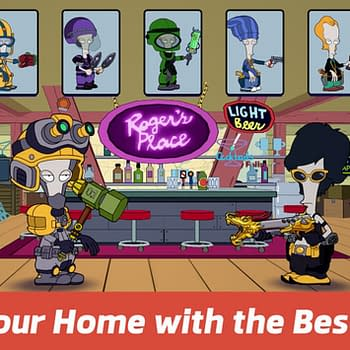 """American Dad! Apocalypse Soon"" Launches On Mobile Devices"