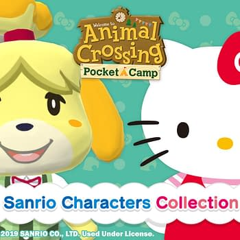 Animal Crossing: Pocket CampAdds Sanrio Character For Short Time