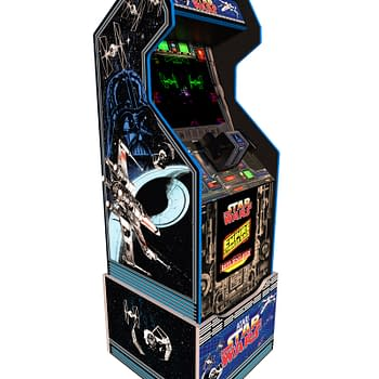 "Arcade1Up Opens Pre-Orders On ""Star Wars"" Home Arcade"