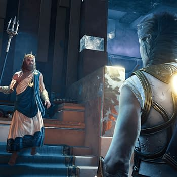 """Assassin's Creed Odyssey"" Receives Final Chapter To ""Fate Of Atlantis"""