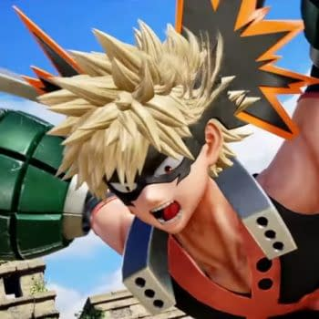 """""""Jump Force"""" Receives A New DLC Character Trailer For Bakugo"""