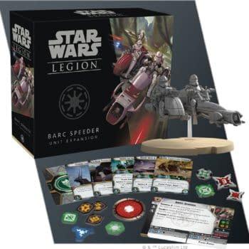 """Star Wars: Legion"" Rolls Out New Droidekas Troops"