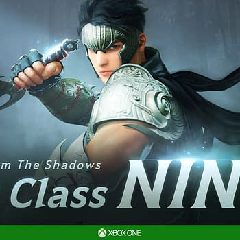 Black Desert Releases The New Ninja Class Today