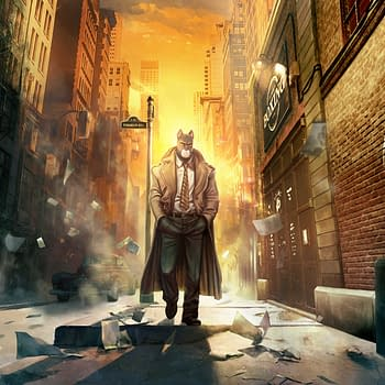 We Got To Preview Blacksad: Under The Skin From Microïds