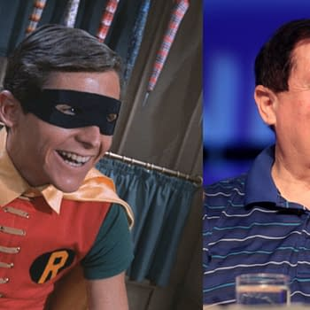 Holy Crisis Batman Burt Ward to Appear in CW Arrowverse Crossover