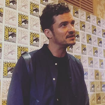 A New Bloom: Orlando Bloom Discusses his New Role in Amazons Carnival Row.