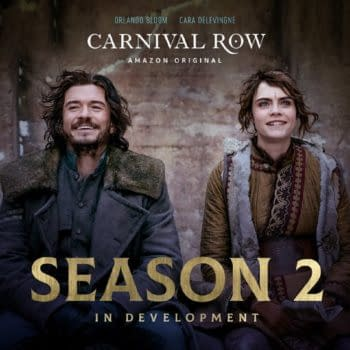 """Carnival Row"" Renewed for Season 2; New Teaser Released [VIDEO]"