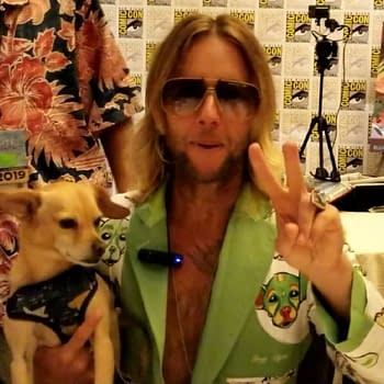 Teen Titans GO Vs. Teen Titans: Greg Cipes on Voicing Beast Boy Wingman G Agrees [INTERVIEW]