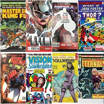 Marvel Studios San Diego Comic Con Hall H Presentation Blows Up Comics on eBay