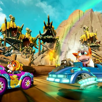 Crash Team Racing Nitro-Fueled Goes Back N. Time For Latest Event