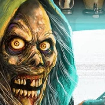 Creepshow: Shudders Horror Anthology Reboot Poster Goes Old-School Creepy