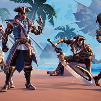 """Phoenix Labs Reveals More Info On The """"Dauntless"""" Fortune & Glory Update"""