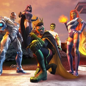 DC Universe Online For Nintendo Switch Will Be At SDCC 2019