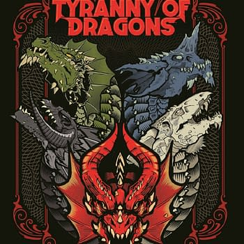 Dungeons &#038 Dragons Announced Tyranny Of Dragons at SDCC 2019